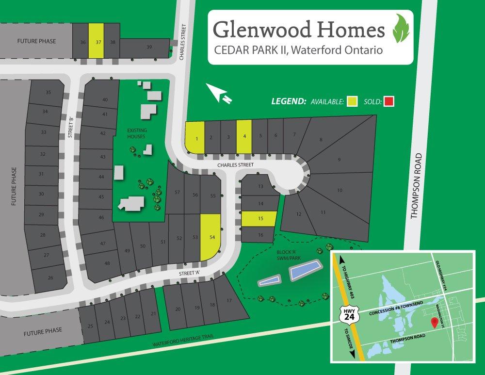 Cedar_Park_II_site_plan